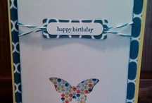Cards I've Made / by Laurie Graham: Avon Rep/Stampin' Up! Demo