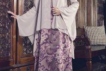 Muslim gaun