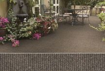 Ideas: Floors   Outdoor Carpet & Turf / Inspiring ideas from around the web showcasing outdoor carpeting and turf.  Come in to our store with your dreams and ideas found here and elsewhere on the web!