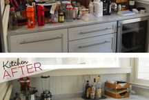 Before & After / Below are some projects we have worked on - both large and small!