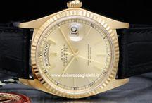 """Rolex Day-Date /  Quando il Day-Date viene presentato per la prima volta a Basilea nel 1956 diventa immediatamente l'orologio """"top"""" della gamma Rolex, superando la collezione Datejust, rispetto alla quale si caratterizza per la presenza della data e del giorno. Questo orologio con referenza 6511…"""