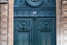 Vackra vackra dörrar
