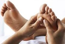 voetreflexologie / toekomstige praktijk ideeen