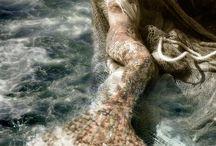 Mermaids  / by Lisa Wildes
