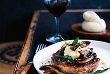 Recipe - Steaks