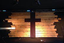 Projeto de igreja