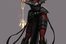 красные рыцари