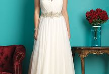 Our Wedding-Dresses / by Katie Parisi