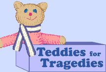 Teddy's for tragedy