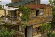 Bijzondere huizen / gebouwen / Bijzondere huizen