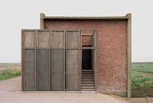 Arch - brick concrete