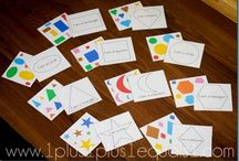 Preschool Activities / by Ashley McGaha