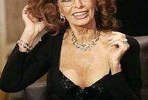 Mama Mia Sophia Loren,Godess With Class / by Kimberly Getchell