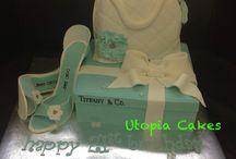 Ladies cakes by Utopia cakes