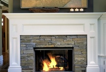 stairs, fireplaces & trim