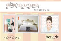 Benefit Make Up Package / by The Morgan Hotel