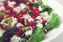 Ruoka: Salaatit