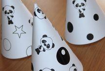 Panda synttärit
