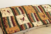 LAP & THROW QUILTs / by QuiltinWaYnE