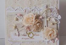 přáníčka - svatba