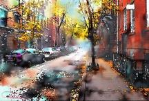 Art {Watercolour}