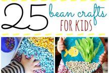 bean crafts