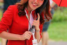 Air Asia Uniform