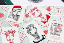 playing card designs and inspiration