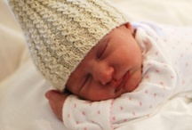 baby knit or crochet hat / by claudia escobedo