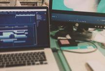 Film Making! Montage #LIMBO presque fini ! Bientôt l'heure du #gradingcolors ! Ne décroches pas https://www.instagram.com/p/BMZOzQJj_GR/