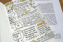 szablony, bikablo, notes / bikablo, visual flipchart