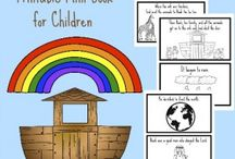 Bible Resources for the kids / by Shelley Pimentel