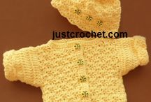 Baby Crochet & Knitting