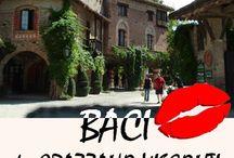 Grazzano Visconti: il Parco del Castello / Una meta suggestiva da non perdere