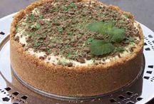 Pepperment tart