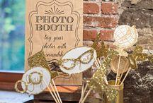 Goldene Hochzeit Inspiration