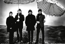 The Beatles / John Lennon ~ Paul McCartney ~ George Harrison ~ Ringo Starr / by Sheryl