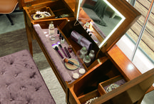 """Desideri Collection  / Tosato dedicates these furniture accessories to """"makeup moments"""", loved by all women."""
