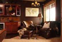 Whiskey lounge