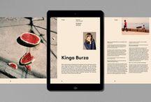 Digital Publication Ideas
