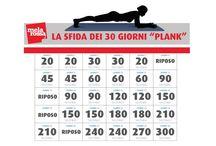 plank per la pancia piatta