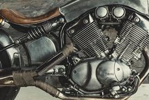 Cafe racer & Bombers & Choppers