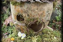 Homes for fairies