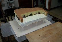 tartas esculpidas