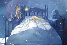 Neverland - Peter Pan by J. M. Barrie / Quotes and illustrations