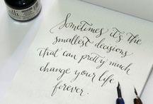 caligrapfy