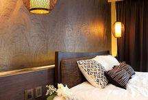 Asian_Barroque bedroom idea