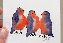 Art with Birds