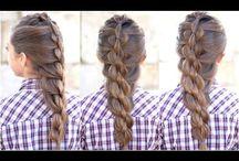 Hair video