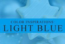Color Inspiration: Light Blue